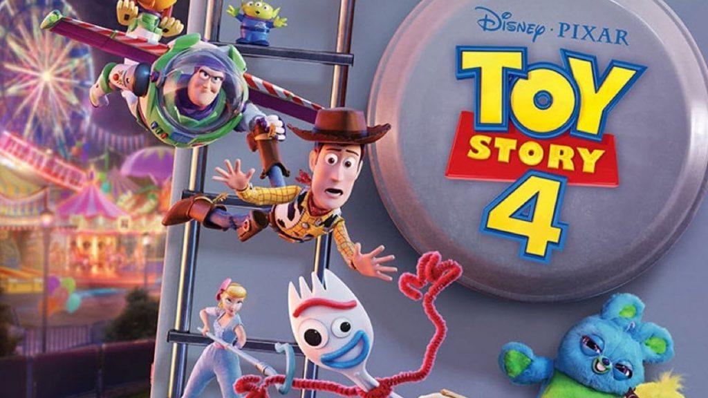 Toy Story 4 Wins Oscar