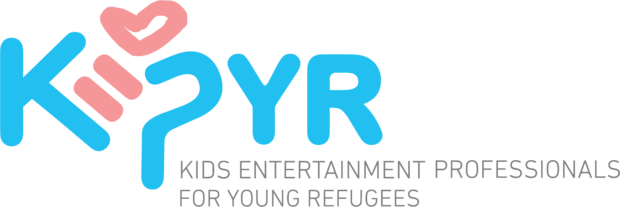 Kids Entertainment Professionals for Young Refugees