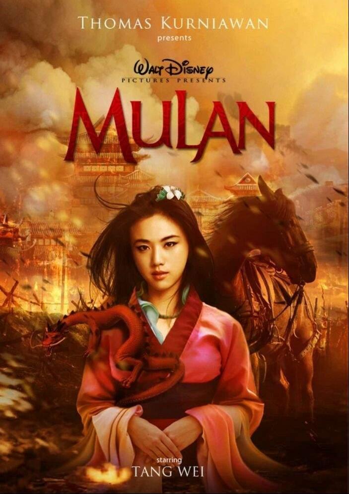 Live-Action Remake  Mulan