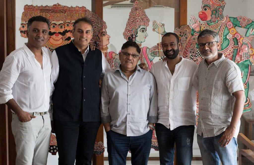 Ramayana trilogy in 3D