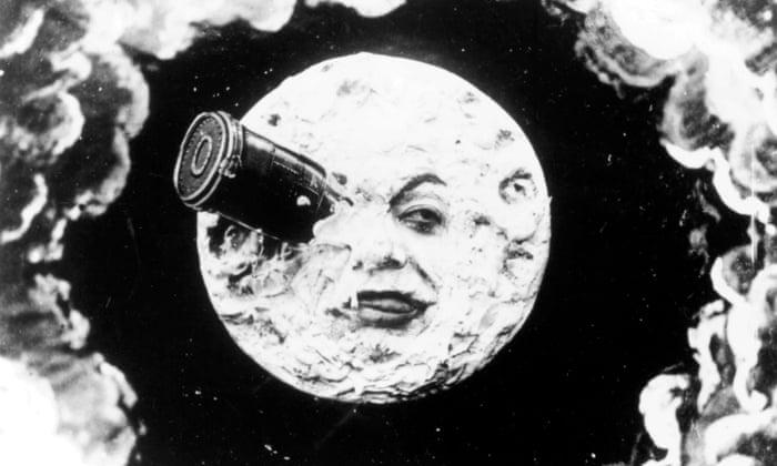 Le Voyage dans la lune (1902; A Trip to the Moon)