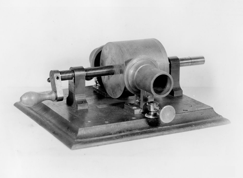Phonograph- A Revolutionary Device