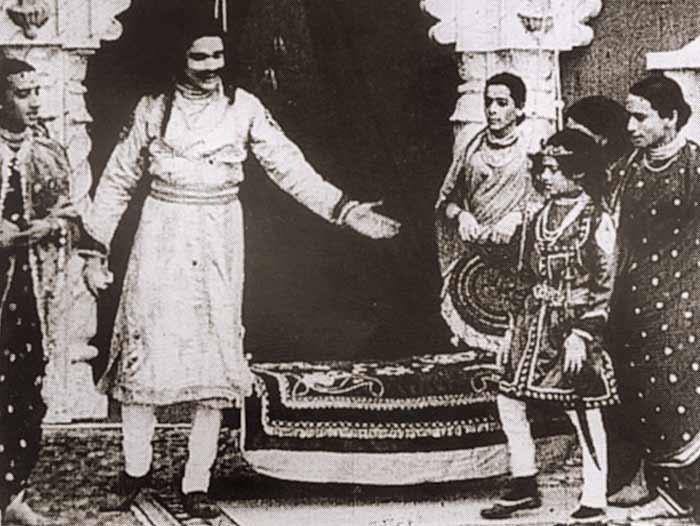 Raja Harishchandra - Beginning of Indian Cinema