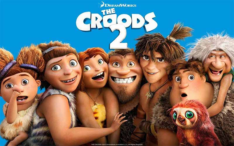 The Croods 2 - 10 Most Anticipated Animated Movies of 2020