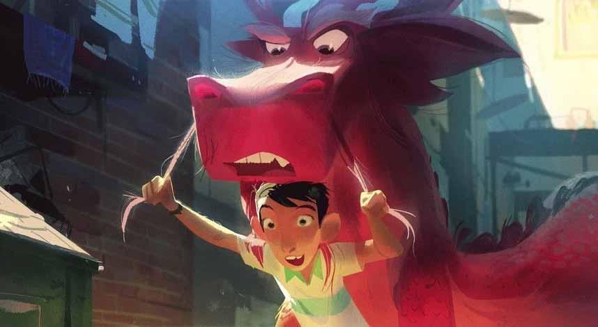 Wish Dragon - Animaders