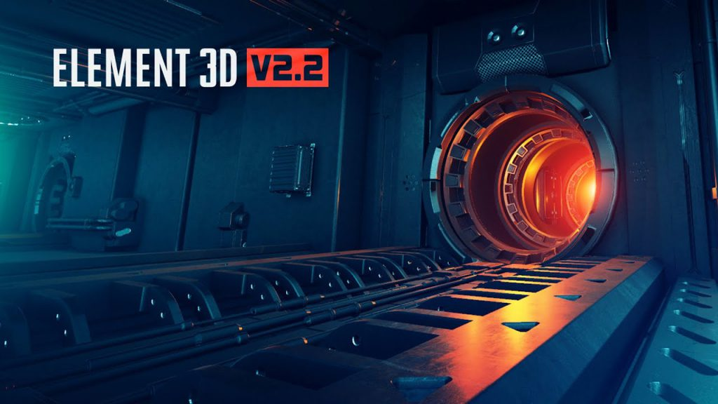 Element 3D - Animaders