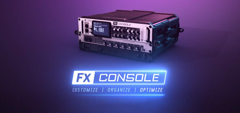 FX Console - animaders