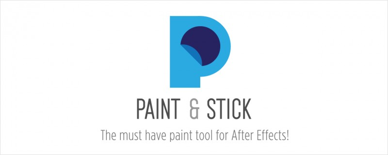 Paint and Stick - Top 10 Plugin and Scripts For Adobe After Effect - Animader