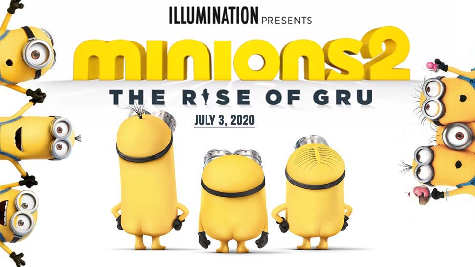 The Rise of Gru - Animaders