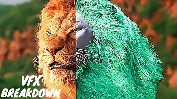 The Lion King VFX Breakdown