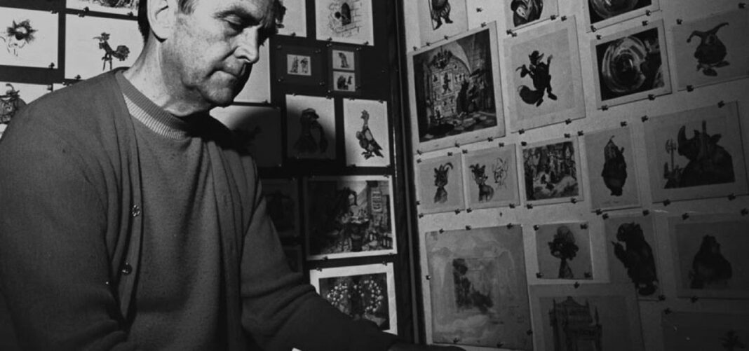 Ken Anderson - Writer, Animator, Art Director