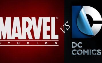 Marvel vs DC Comics-animaders.com